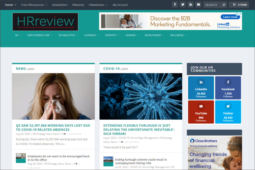 HRreview Case Study